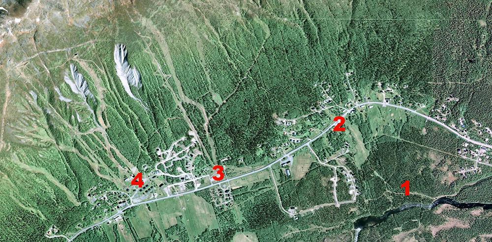 kittelfjäll karta Hitta hit kittelfjäll karta